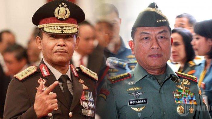 Moeldoko Sebut Jokowi Sudah Kantongi Nama Calon Kapolri Pengganti Jenderal Idham Azis, Siapa Dia?