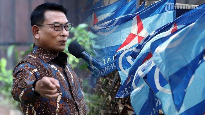 TERUNGKAP! Menkumham Yasonna Laoly Sebut Telah Terima Permohonan Demokrat Kubu KSP Moeldoko di DPR