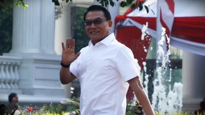 Kepala Staf Kepresidenan, Moeldoko (Tribunnews / Irwan Rismawan)