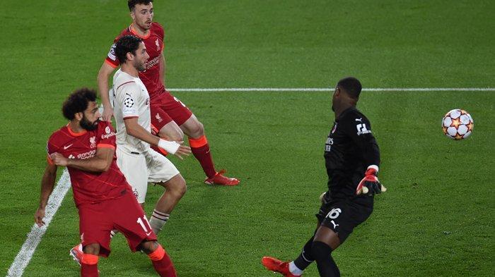 Hasil Liga Champions, Henderson Bikin AC Milan Gigit Jari, Liverpool Menang di Anfield