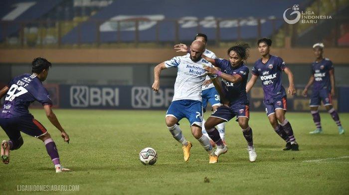 Jelang Bali United vs Persib, Pemain Maung Bandung Ini Dikritik Bobotoh, Robert Rene Alberts Membela
