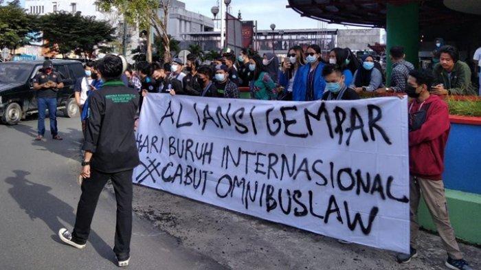 Momen May Day, Empat Kegiatan di 4 Titik, Berikut 8 Tuntutan Disuarakan Dalam Seruan Aksi Hari Buruh