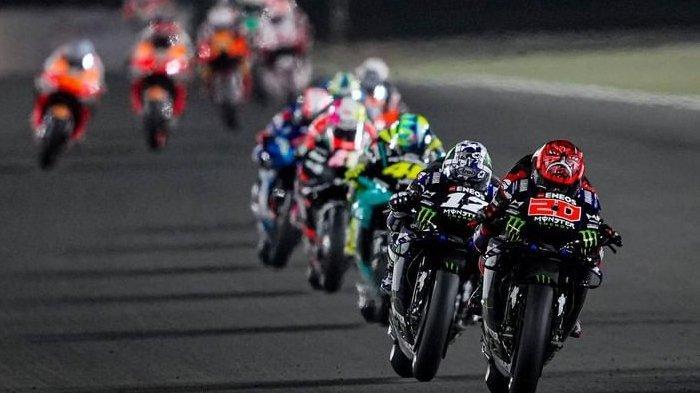Update Klasemen MotoGP 2021 usai Balapan di Doha, Vinales Disalip Quartararo, Rider Ducati di Puncak