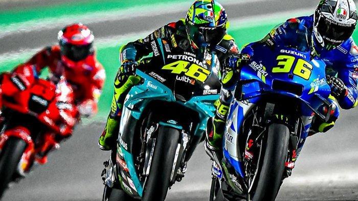Valentino Rossi bersiap menatap balapan MotoGP 2021. (motogp.com)