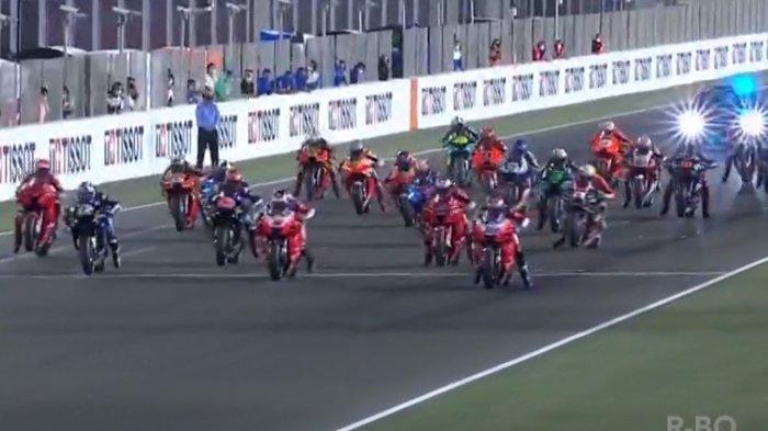 Link Live Streaming MotoGP Prancis 2021 Sore Ini, Bisa Ditonton di HP secara Gratis