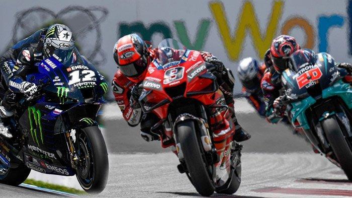 Berlangsung Seru Live Streaming MotoGP, Fabio Quartararo Khawatir Ancaman Ducati Sore Ini di Trans7