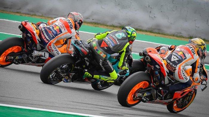 Jadwal MotoGP 2021, Valentino Rossi dan Marc Marquez Disinggung Jelang Balapan MotoGP Jerman 2021
