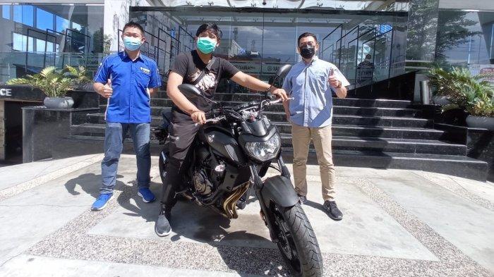 Hanya 100 di Indonesia, Motor Sultan Yamaha MT-07 Dimiliki Orang Balikpapan, Ingin Tahu Harganya