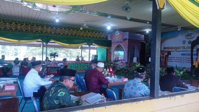 Hari Keempat MTQ Ke-17 Kabupaten Malinau, Digelar Lomba Cabang Tahfiz dan Tilawah