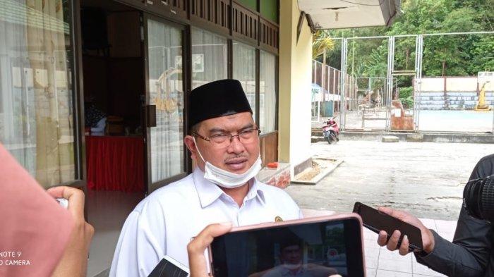 Kepala Kemenag Tarakan Ungkap Pembangunan Asrama Haji Transit Kaltara Ditunda Hingga Tahun 2022