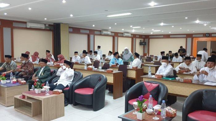 Menangani Kasus Covid-19, MUI Kaltara Imbau Ustaz Kampanyekan Protokol Kesehatan ke Masyarakat