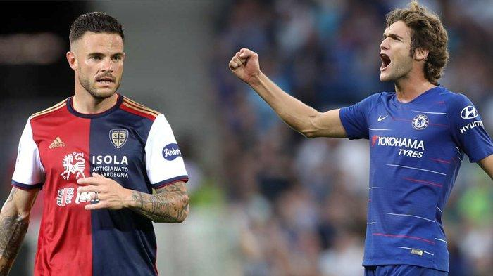 Bursa Transfer Liga Italia, Inter Milan Semakin Dekat dengan Marcos Alonso dan Nahitan Nandez