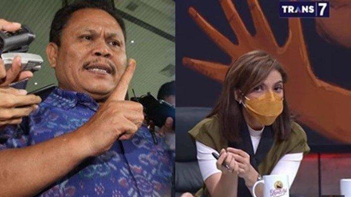 DEBAT Sengit Mata Najwa, Skakmat Najwa kepada Jhoni Allen saat Nasihati Jansen Sitindaon Soal Sumpah