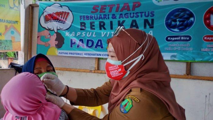 Program Kemenkes RI, PKM Nunukan Sediakan Vitamin A Gratis Untuk Bayi & Balita, Berikut Syaratnya