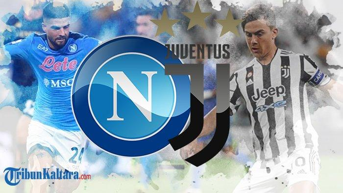 Big Match Napoli vs Juventus di Liga Italia, Tanpa Dybala, Andalkan Wonderkid Suksesor Ronaldo