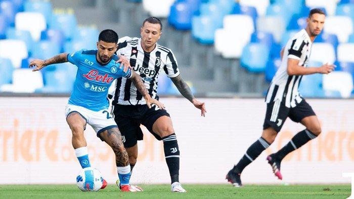 Hasil Liga Italia, Juventus Semakin Terpuruk Dikalahkan Napoli, Allegri Ribut dengan Spalletti