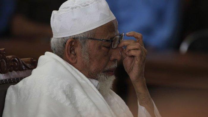 Perilaku Abu Bakar Baasyir Selama 15 Tahun Mendekam di Penjara Dibongkar Kalapas Gunung Sindur