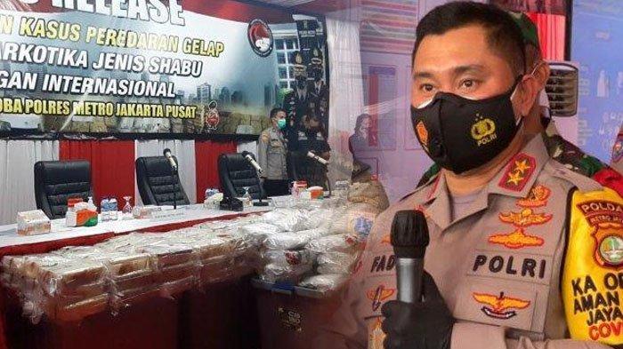 Tangkapan Besar Polisi Jelang Lebaran, Sabu 310 Kg Senilai Rp 400 Miliar Diamankan Polda Metro Jaya
