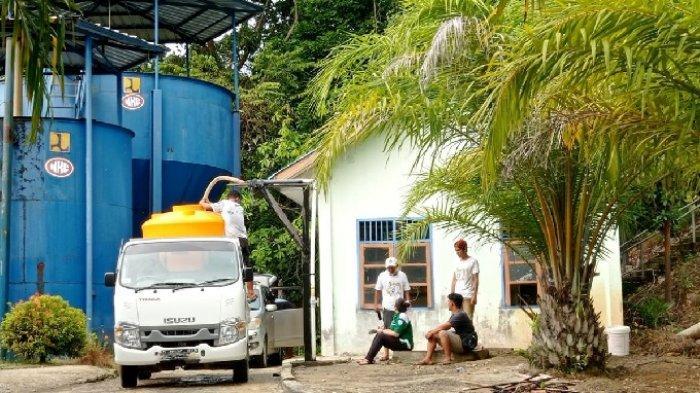 Info Gangguan Distribusi Air: Ada Perbaikan IPA Kuala Lapang, Malinau Kota & Malinau Barat Mati Air