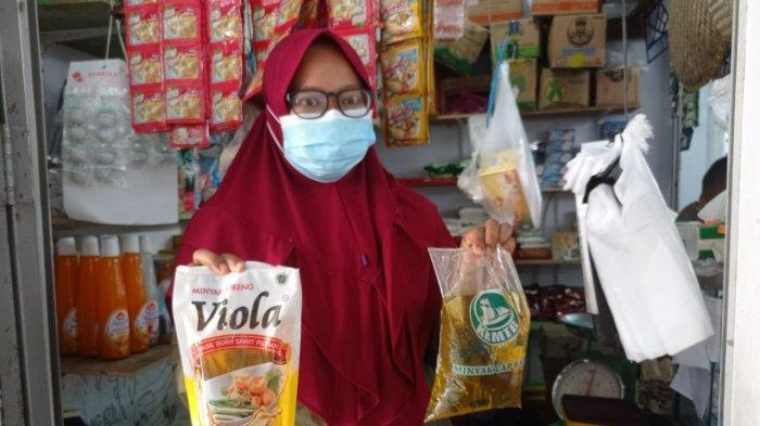 Natal dan Tahun Baru, Begini Perbandingan Harga Minyak Goreng Indonesia dan Malaysia di Nunukan