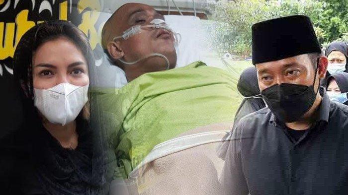 Denny Cagur Kenang Riwayat Sapri Pantun, hingga Nikita Mirzani Sedih Lihat Kondisi Istri Bang Sapri