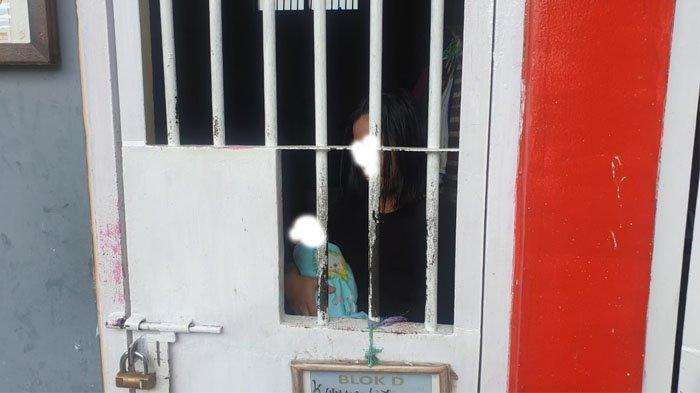 Terlibat Narkotika, Napi Lapas Nunukan Ini Rawat Bayi di Penjara, Ngaku Bercerai Saat Tengah Hamil