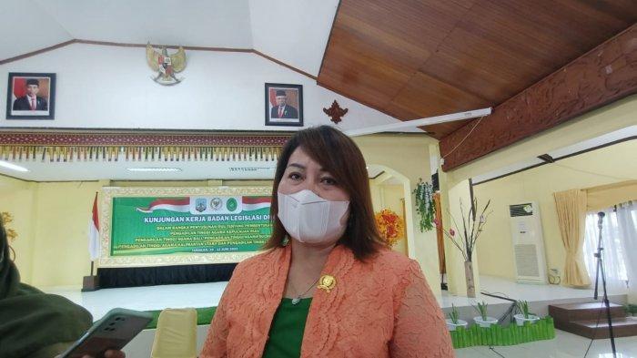 Menuju Pemilu Serentak 2024, Sekjen PDIP Kaltara Norhayati Andris Siap Ikuti Instruksi Megawati