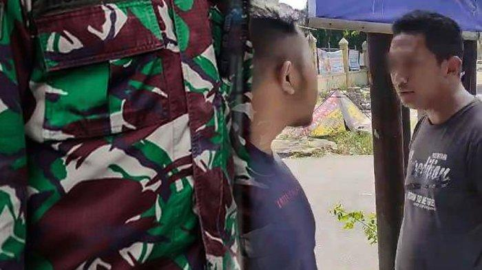 Viral, Pria Mengaku TNI Pukuli Orang di Jalan, Langsung Minta Ampun Gegara Pangkat Lebih Rendah