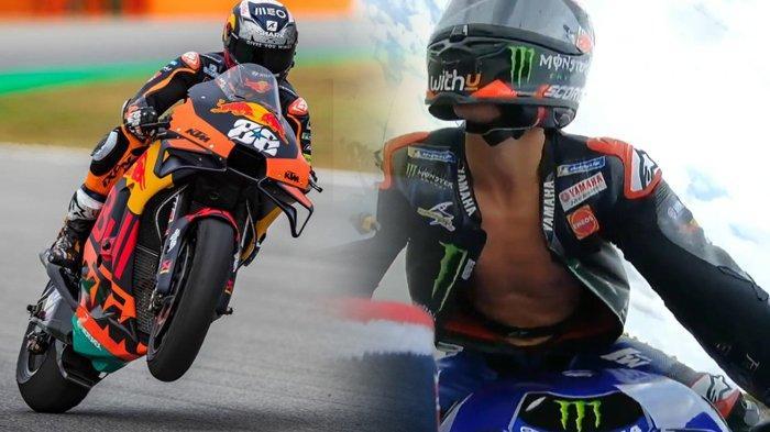 Dihujat Gegara Insiden Baju Terlepas saat Balapan MotoGP Catalunya 2021, Quartararo Lempar Sindiran