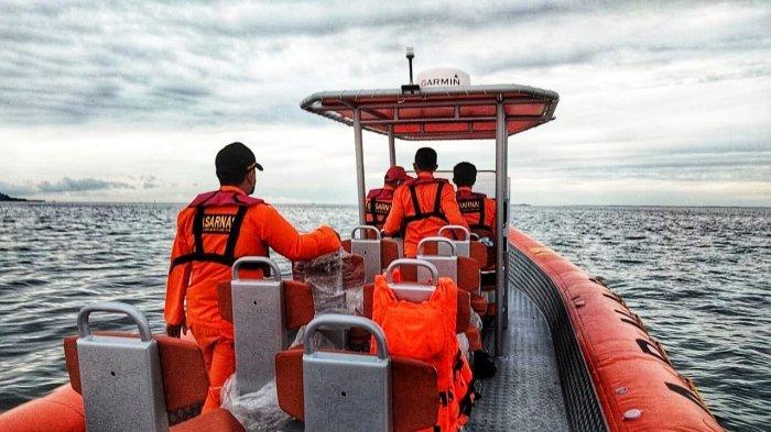 Hamsah Belum Juga Ditemukan, Tim SAR Tarakan Perluas Lokasi Pencarian Korban Terjun dari KM Savina
