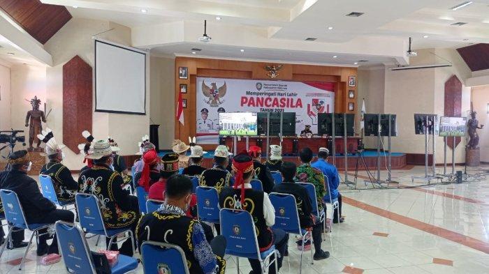 Peringatan Hari Kesaktian Pancasila, Generasi Muda Jadi Tonggak Ideologi Pancasila di Malinau
