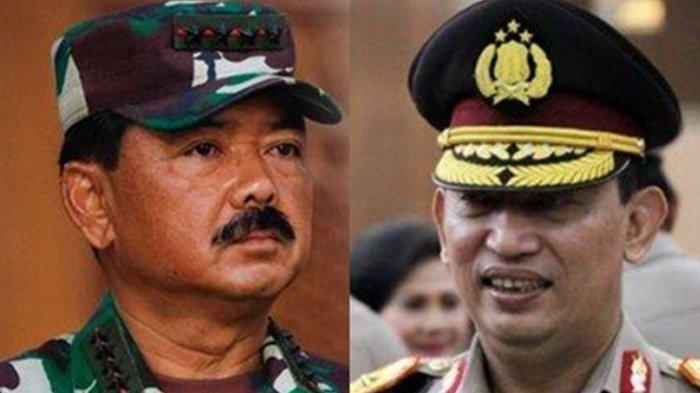 Ternyata Kapolri Listyo Sigit Miliki Kesamaan dengan Panglima TNI Hadi Tjahjanto, Faktanya Terungkap