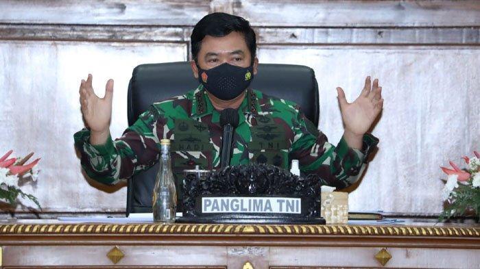 Beda Sikap PDIP, Golkar, dan PPP Soal Calon Panglima TNI Pengganti Hadi Tjahjanto, Siapa Terpilih?