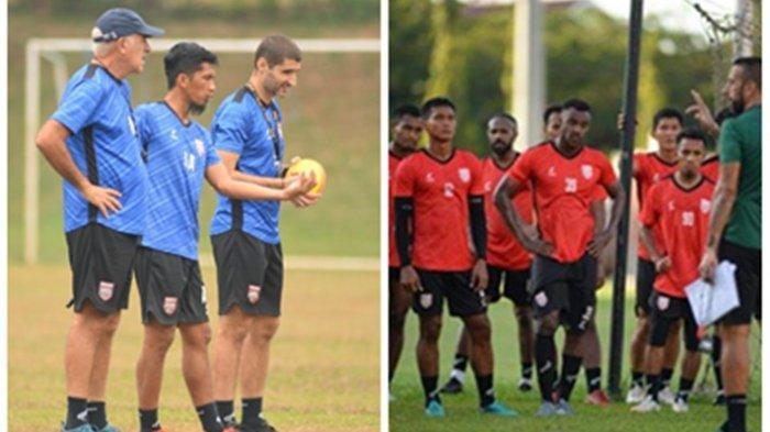 Borneo FC Lebih Percaya Diri, Segera Evaluasi Kesalahan, Laga ke 2 Liga 1 Akan Hadapi Persik Kediri
