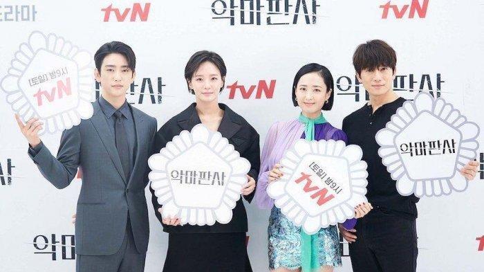 Sinopsis The Devil Judge, Drama Korea Bertema Hukum yang Dibintangi Jinyoung GOT7