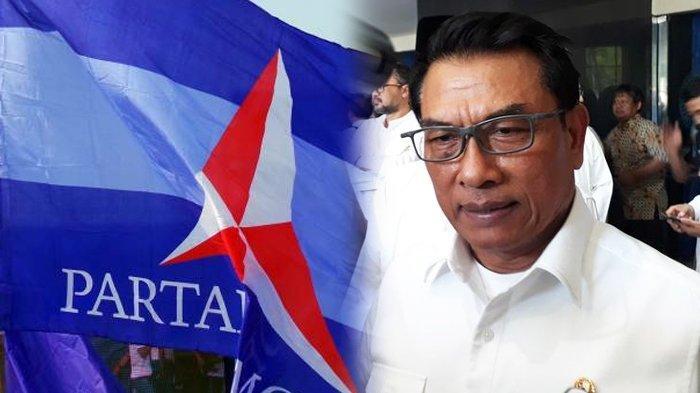 Skenario Moeldoko Kudeta Partai Demokrat Kian Mantap, Darmizal Beri Isyarat, hingga SBY Dijaga Ketat