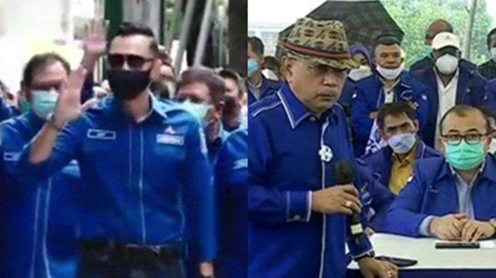 Saling Serang Kubu AHY & Moeldoko Berlanjut, Sama-sama Akan Tertibkan Demokrat, Sebut Putra SBY Ini
