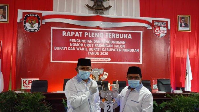 Besok, MK Sidang Putusan Dismissal Sengketa Pilkada Nunukan, Nasir: InsyaAllah Terima Lapang Dada