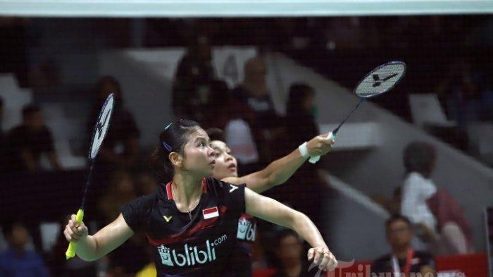 Link Live Streaming Final Badminton Olimpiade Tokyo 2020, Greysia Polii/Apriyani Rahayu vs Chen/Jia