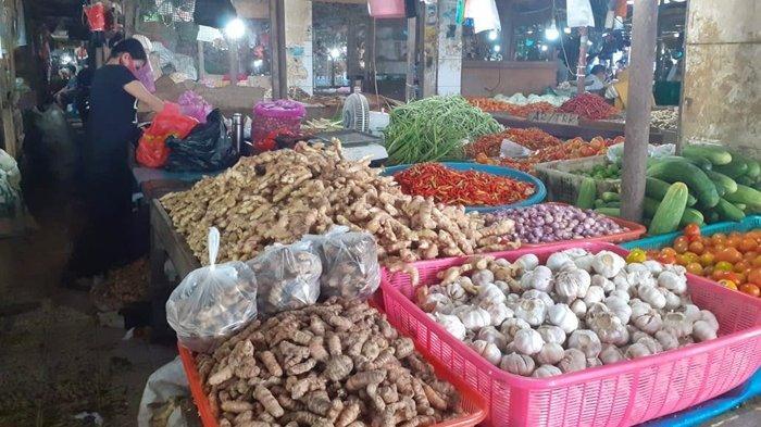 Harga Cabe Rawit di Pasar Gusher Tarakan Turun, Pedagang Akui Ada yang Jual Lebih Murah