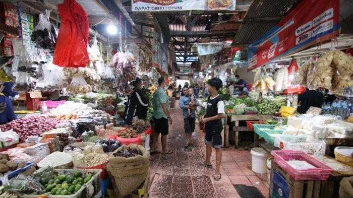 Ilustrasi Pasar Klandasan Balikpapan