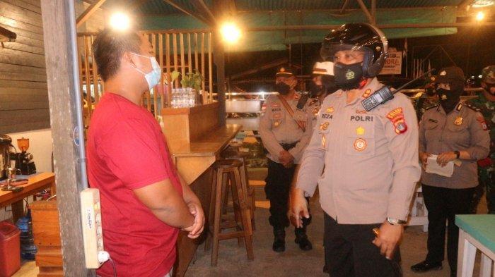 Kematian Covid-19 Malinau 50 Kasus, Patroli Gabungan Dikerahkan, Sosialisasikan Pakai Masker 2 Lapis