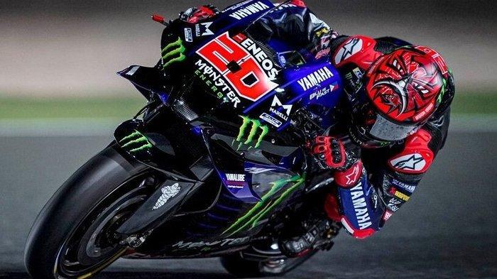 Hasil MotoGP 2021, Sempat Tercecer, Quartararo Pecundangi Ducati, Pebalap Prancis Kuasai Balapan