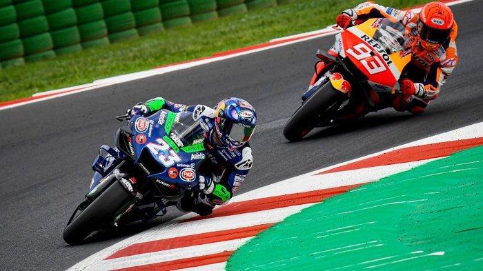 LENGKAP Jadwal MotoGP Amerika 2021 Jumat - Minggu, Jam Tayang di Trans7, Duel Quartararo & Marquez