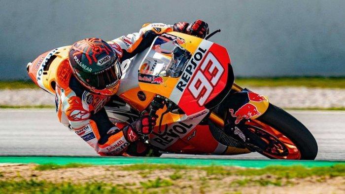 MotoGP Prancis 2021: Peluang Marc Marquez untuk Raih Podium dan Lewati Catatan Kemenangan Rossi