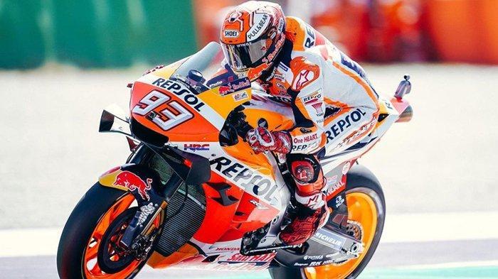 Jadwal MotoGP Austria Minggu 15 Agustus 2021 Malam Ini, Marc Marquez Bakal Jadi Ancaman Rider Ducati