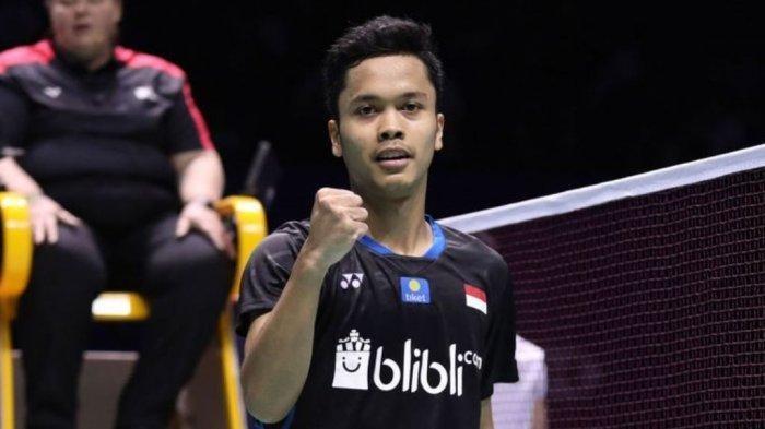 Kalahkan Kevin Cordon, Anthony Sinisuka Ginting Raih Medali Perunggu Badminton Olimpiade Tokyo 2020