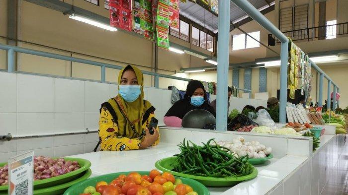 Pasar Rakyat Tarakan Diresmikan, PedagangUcap Syukur, Hanya Bayar Retribusi Rp 35 RibuSebulan