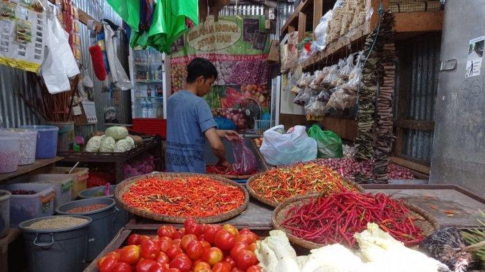 Harga Kebutuhan Pokok di Nunukan Melonjak, Cabai Merah Semakin Pedas, Tembus Rp 80 Ribu Per Kilogram