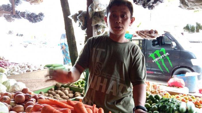 Banyak Manfaat untuk Kesehatan, Harga Wortel Tawau di Pasar Induk Tanjung Selor Rp 30 per Kilogram